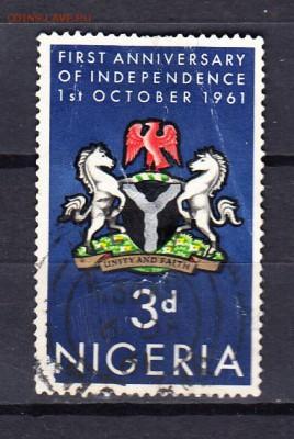 Нигерия 1961 герб 1м - 296