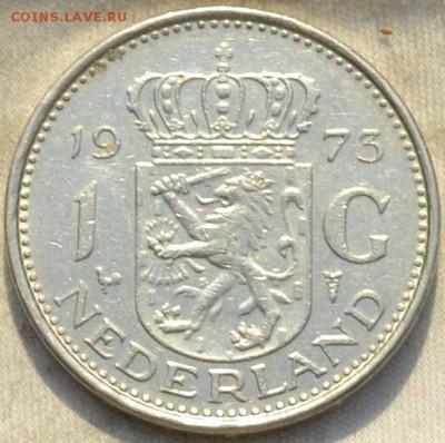 Нидерланды 1 гульден 1973. 08. 02. 2019. в 22 - 00. - DSC_0463