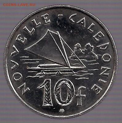 10 франков НОВАЯ КАЛЕДОНИЯ 2006 - новая каледония 2006а