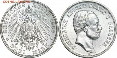Саксония 3 марки 1909 - 3_marki_1909_e_germanija_saksonija_neplokhaja