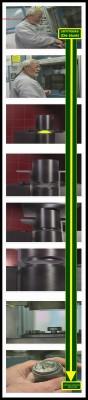 Технологический процесс изготовления штемпелей 2. - Т. п. изг. штемп.КвУ.3