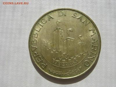 Сан-Марино 200 лир 1993 архитектура до 22:30 15.02. - IMG_3235