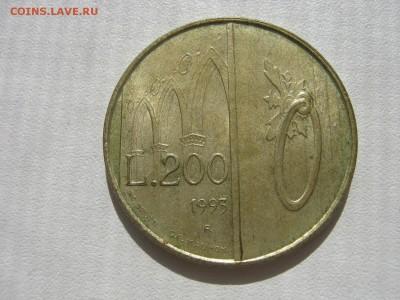 Сан-Марино 200 лир 1993 архитектура до 22:30 15.02. - IMG_3234