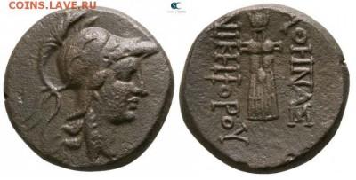 Антика и Каракалла в бронзе - Pergamon