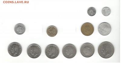 Монеты Испании. Фикс цены. - Испания 2