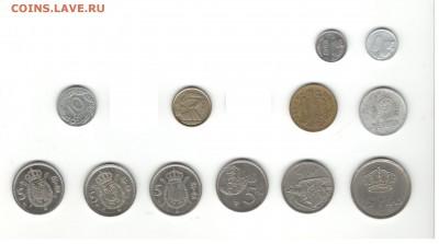 Монеты Испании. Фикс цены. - Испания 1