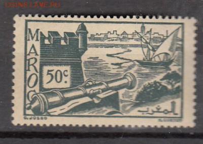 Колонии Марокко 1939 1м* - 5