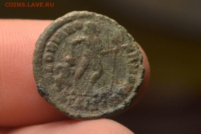 Рим. Валентиниан I  364—375 гг  23.02.2019. 22-00 - CSC_0457.JPG