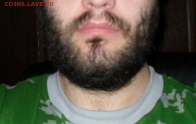 Усы или чистое лицо ? - бородка Михаэлиса.JPG