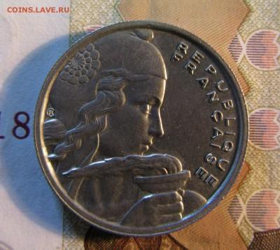 ФРАНЦИЯ 100 франков 1955 г    до 01.03.    22 ч - IMG_4239.JPG