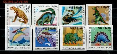 Вьетнам Динозавры 1979 без зубцов (2)  65 руб. - 44