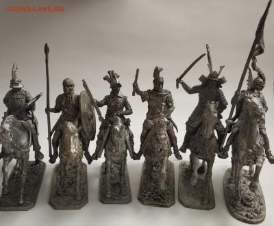 оловянные солдатики, серия конные фигуры, EK Castings - IMG_20190225_081245[1]