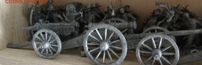 оловянная миниатюра, Артиллерия, EK Castings - IMG_20190225_075329[1]