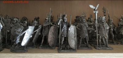 оловянные солдатики, серии Древние Греция и Рим, EK Castings - IMG_20190225_081320[1]