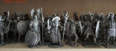 оловянные солдатики, серии Древние Греция и Рим, EK Castings - IMG_20190225_081333[1]