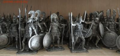 оловянные солдатики, серии Древние Греция и Рим, EK Castings - IMG_20190225_081347[1]