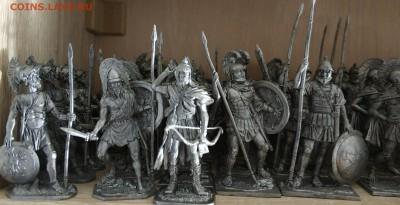 оловянные солдатики, серии Древние Греция и Рим, EK Castings - IMG_20190225_083328[1]