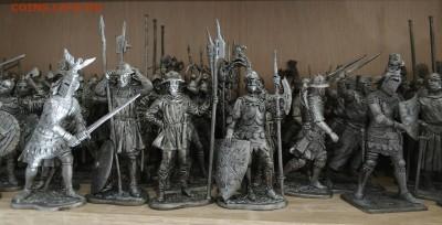 оловянные солдатики, Рыцари, Средние века, EK Castings - IMG_20190225_084358[1]