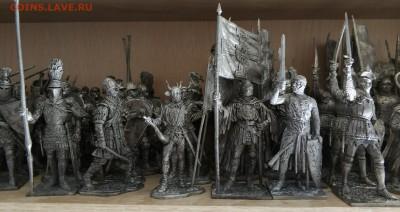 оловянные солдатики, Рыцари, Средние века, EK Castings - IMG_20190225_084349[1]
