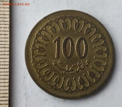ТУНИС 100 миллимов 1996 до 5.03.19 - IMG_20190227_160126