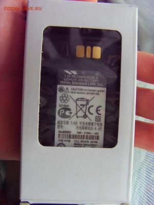 Аккумулятор новый Vertex FNB-V134Li до 09.03.2019 г. - SDC16623.JPG