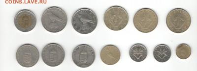Монеты Венгрии 1990 - настоящее время. Фикс цены. - Монеты Венгрии с 1990 Б