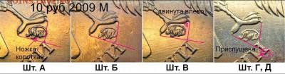 Методика определения от Валерия Каминского - 10 рублей 2009(33)