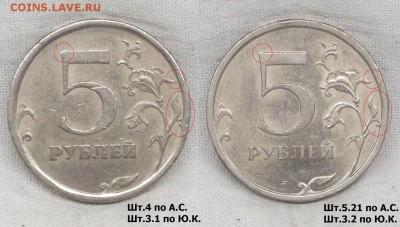 Методика определения от Валерия Каминского - 5 рублей 2008 спмд