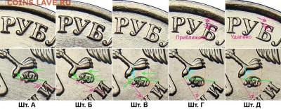 Методика определения от Валерия Каминского - 1 рубль 2009 ммд магнитная