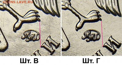 Методика определения от Валерия Каминского - 1 рубль 2009 ммд не магнит