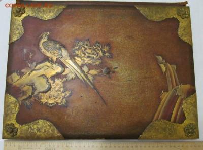 Альбомные крышки старинные кожа тиснение медь до 10.03.19 - Изображение 057