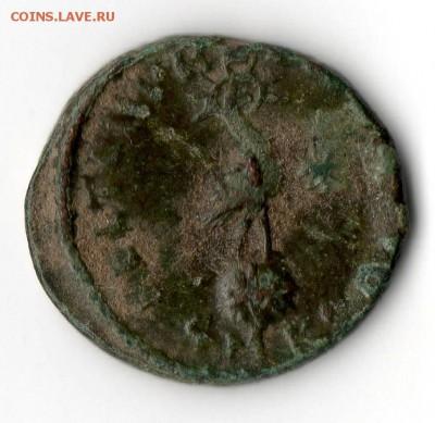 Определение 8 римских монет - Coin011