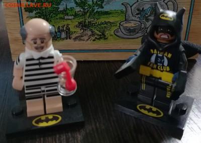 Lego фигурки бэтмена и Альфреда до 14.03.2018 в 22.00 мск - IMG_20190202_171449