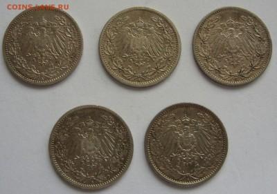 Германия, иностранщина (наборы, на вес, евро), царизм, СССР. - 1-2 марки - 2
