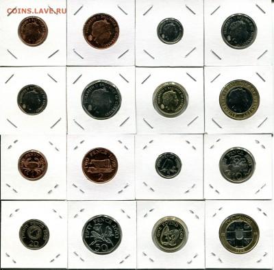 Гернси подборка 1п-2Ф 1998-2003 до 20.03.19 22-00 мск - Guernsey 1998-2003 dif2
