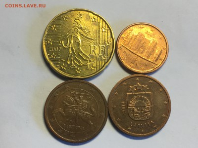 2 евро греция,италия,латвия (5шт) до 21.03 - BC7DC2B8-07EB-414C-9705-349EF12D9D04