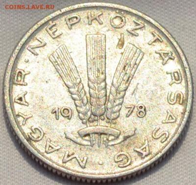 Венгрия 20 филлер 1978. 24. 03. 2019. в 22 - 00. - DSC_0123