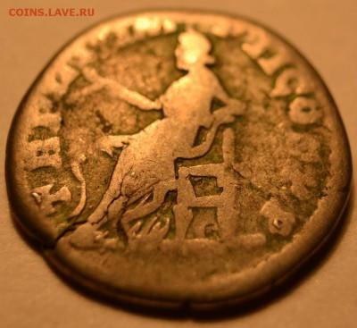 Рим - Коммод , денарий 180-192г.н.э.до 22-00 мск 24.03.2019 - монета4 Коммод   реверс