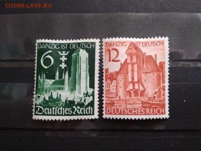 Германия 3 рейх-присоединение Данцига к рейху 1939 год - 11