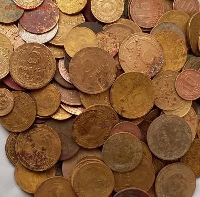 Монеты СССР 1924-58. 190шт. До 30.03.19 в 22.00 - 20190328_105347
