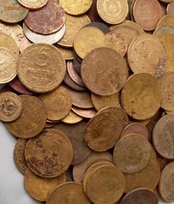 Монеты СССР 1924-58. 190шт. До 30.03.19 в 22.00 - 20190328_105334