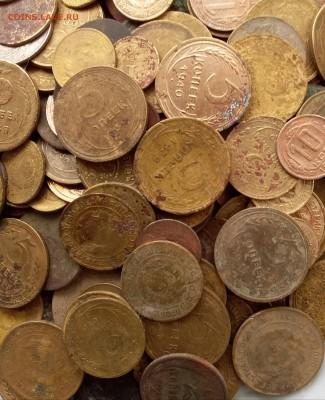 Монеты СССР 1924-58. 190шт. До 30.03.19 в 22.00 - 20190328_105321