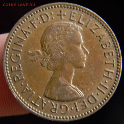 2 пенни великобритания 1962 - DSCN2176_thumb