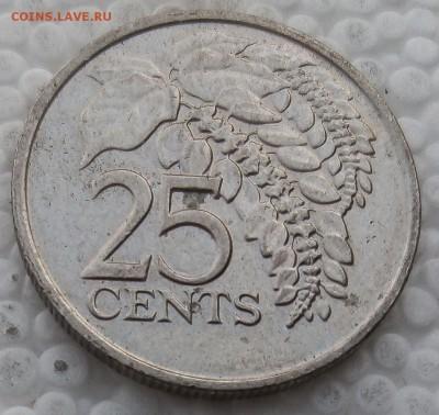 Тринидад и Тобаго 25 центов 2012 до 02.04.19 - 7