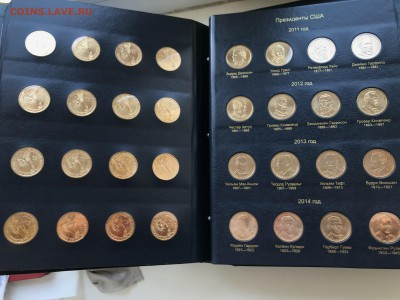 Президенты США 38 штук + премиальный альбом - IMG_8711
