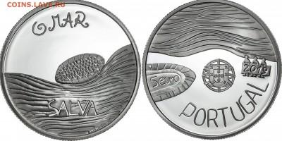 Монеты с Корабликами - 5евро.JPG