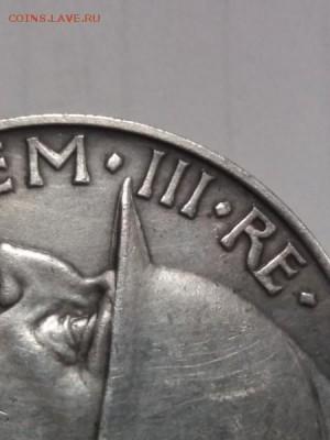 20 лир 1928 Италия подскажите по подлинности - kqMqF8V7f14