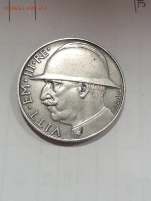 20 лир 1928 Италия подскажите по подлинности - lvUikebq5mI