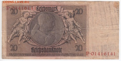 ГЕРМАНИЯ - 20 рейхсмарок 1929 г. до 07.04 в 22.00 - IMG_20190330_0006