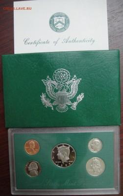 Монеты США. Вопросы и ответы - DSC01491.JPG